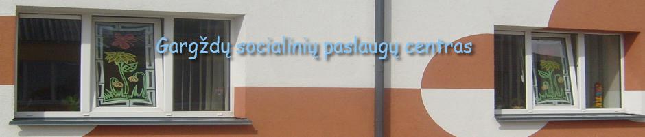 Gargždų socialinių paslaugų centras